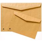 Bruna kuvert