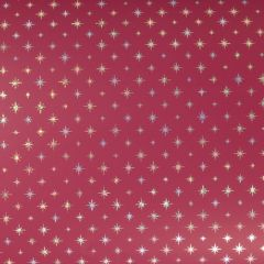 Presentpapper Twinkle red