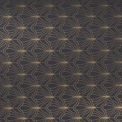 Presentpapper Modern black/gold