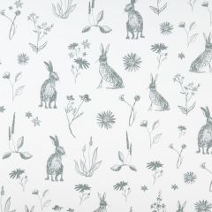 Presentpapper Rabbit dream green FSC