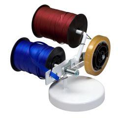 Band- och tejphållare