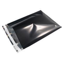 Metallic Svart E-handelspåse