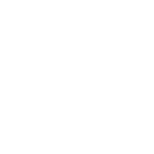 GAVEETIKETTER MODERN HEART Brun med Hvite prikker
